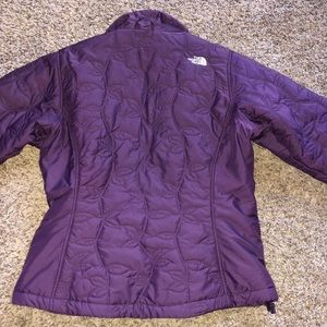NEW North face puffy shell jacket // size medium
